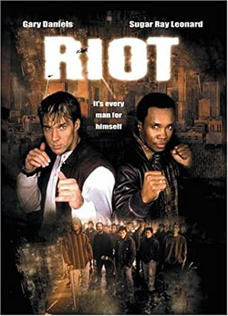Riot [USA] [DVD]: Amazon.es: Cine y Series TV