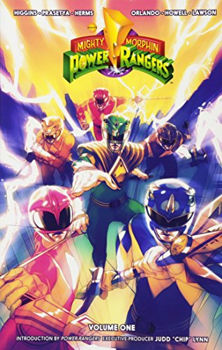 Mighty Morphin Power Rangers Vol. 1 (1) (Power For Games Rangers K)