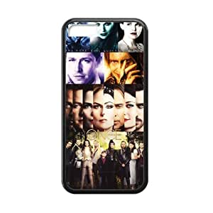 Once Upon A Time Unique Design Cover Case for iPhone 5c (Laser Technology)