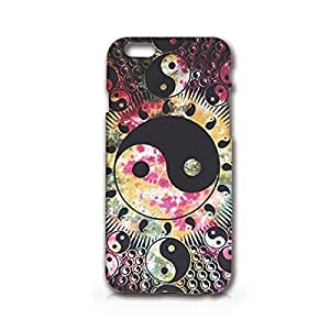 Supertrampshop - Vintage Yin Yang - Cover Iphone 6 Full Protection Durable Hard Plastic Case