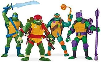 Amazon.com: Leonardo - Figuras de las Tortugas Ninja de la ...