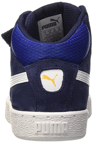 Puma 1948 Mid Pe Sneaker V, Blanco/Peacoat, 2,5
