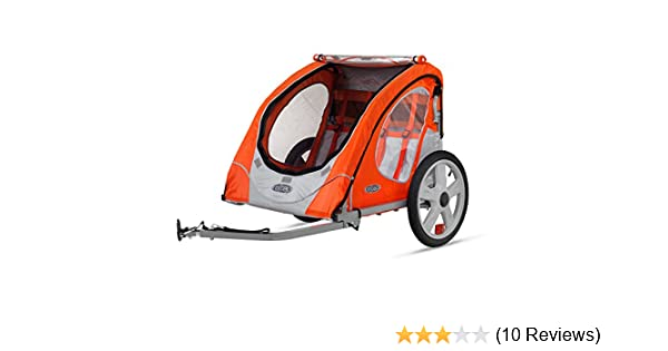 Amazon.com : InStep Robin 2-Seater Trailer : Bike Trailers : Sports & Outdoors
