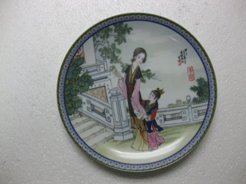 Beauties Of The Red Mansion (Imperial Jingdezhen Porcelain Plates-8.5