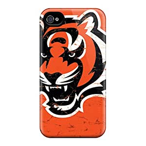 Great Hard Cell-phone Cases For Iphone 6 (sIe6670dsqP) Allow Personal Design High Resolution Cincinnati Bengals Pictures