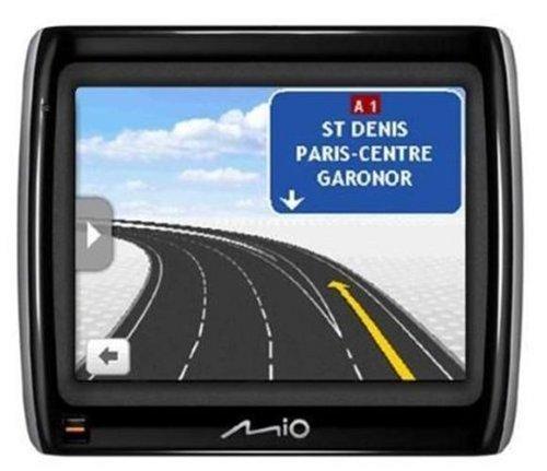 Mio Moov 300 Portable GPS