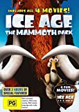 Ice Age Mammoth Pack DVD [4 Ice Age Movies]