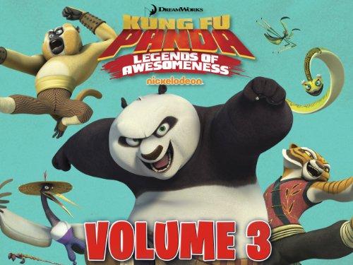 Kung Fu Panda: Legends of Awesomeness - Episodes - IMDb