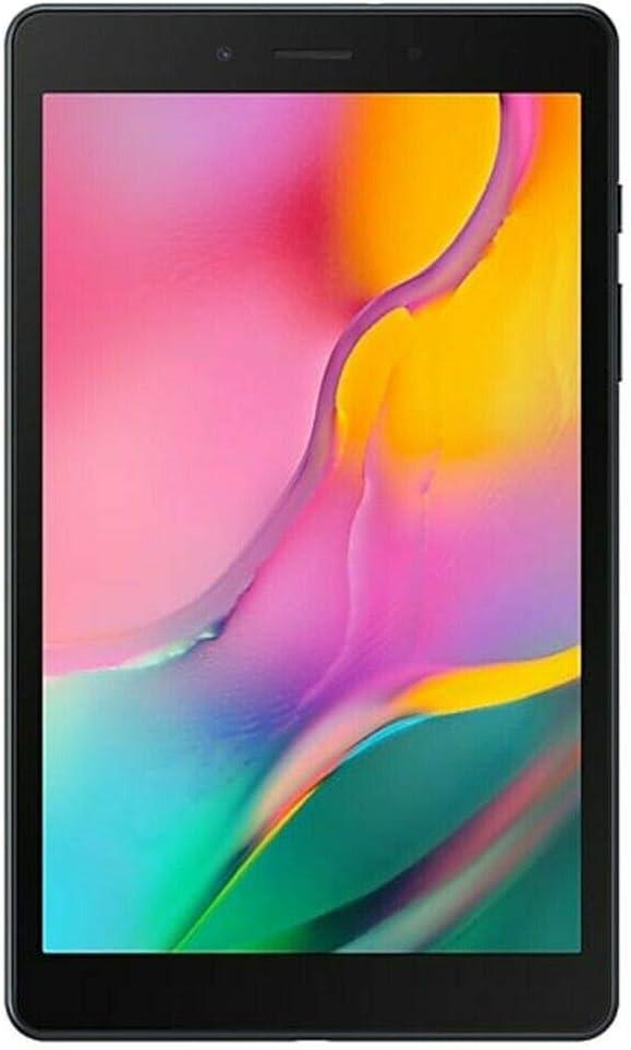 "Samsung Galaxy Tab A 8.0"" (2019, WiFi + Cellular) 32GB, 5100mAh Battery, 4G LTE Tablet & Phone (Makes Calls) GSM Unlocked SM-T295, International Model (32 GB, Black)   Amazon"