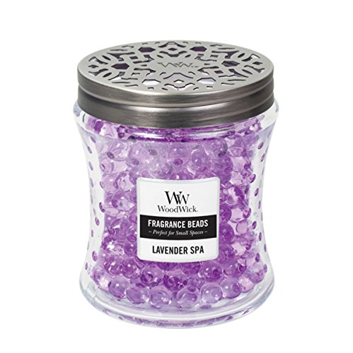Lavender SPA WoodWick Fragrance Beads Room Diffuser
