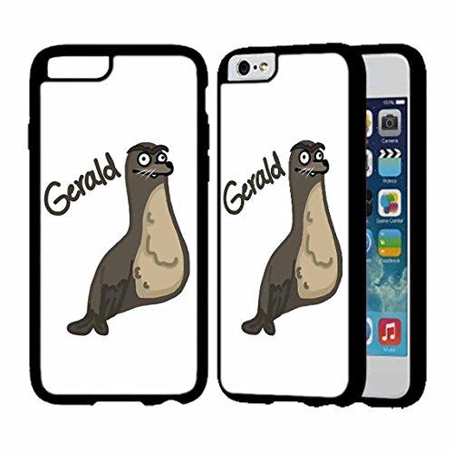 6SCase.com-16699-Gerald Finding Dory Inspired Iphone 6 Plus / iPhone 6S Plus Case Black Plastic UI-B01M1BIV7M