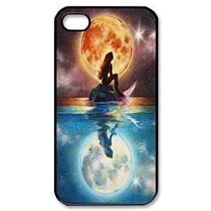James-Bagg Phone case Mermaid And Ocean For Iphone 4 4S case cover Style-5