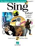 Sing Today! - Level 1, James Sleigh and Mike Sheppard, 1423406907