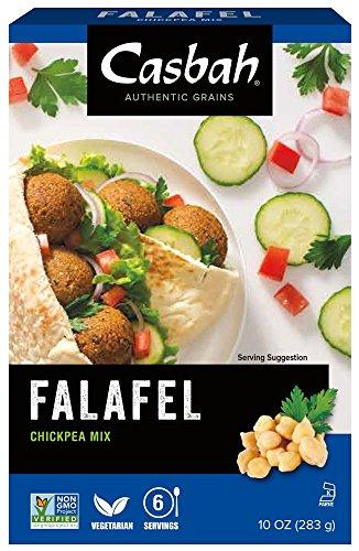 (Casbah Authentic Grains, Falafel Chickpea Mix, 10 Ounce)