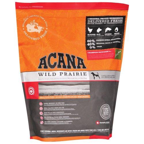 Acana Wild Prairie Dog Food – Acana Wild Prairie Dog Food 15 lb, My Pet Supplies