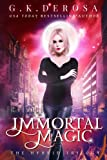 Immortal Magic: The Hybrid Trilogy (Volume 2) by  G.K. DeRosa in stock, buy online here