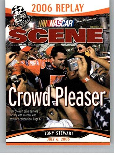 2007 Press Pass Gold #G91 Tony Stewart NS -