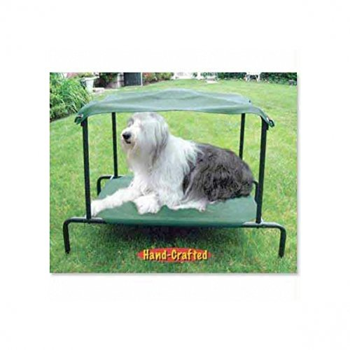 Elevated Breezy Bed Outdoor Dog Size: Large (32'' L x 30'' W)