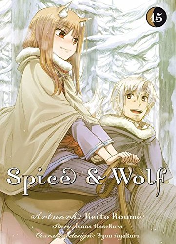 Spice & Wolf: Bd. 15