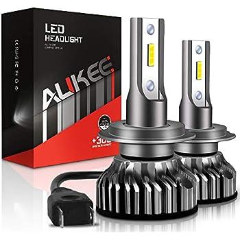 Amazon Com H7 Led Headlight Bulbs Conversion Kit For