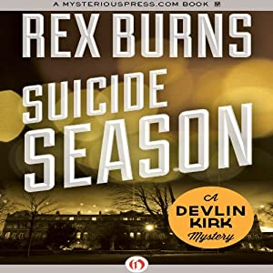 Suicide Season Audiobook