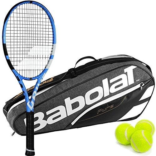 Babolat Pure Drive Tour Plus (+) Extended Tennis Racquet (4 3/8