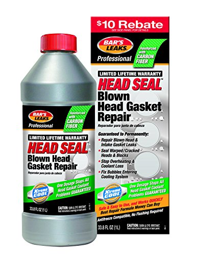 Bar's Leak HG-1 HEAD SEAL Blown Head Gasket ()