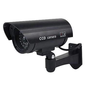 Cámara de CCTV simulada, sistema de vigilancia de la seguridad del CCTV de la bala