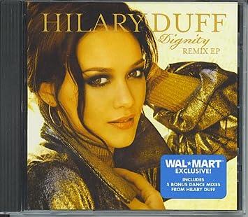 cd hillary duff dignity