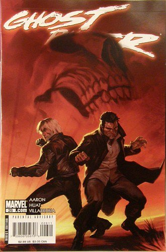 Download Ghost Rider #26 PDF