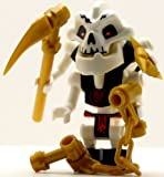 LEGO Ninjago Minifigure Samukai Skeleton (2011)