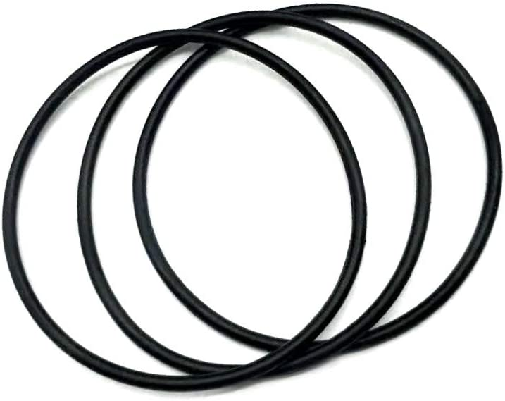(3/ Pack) WHKF O-Ring Replaces Whirlpool Water Filter WHKF-DWHV WHKF-DWH WHKF-DUF