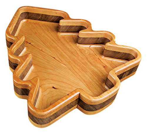 (Eagle America 401-8303 Christmas Tree Bowl and Tray Template)