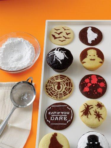 Halloween Crafts Martha Stewart (Martha Stewart Crafts Halloween Vampire Cupcake)