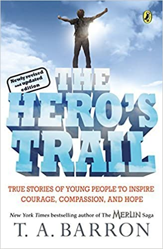 Book The Hero's Trail by T. A. Barron (2007-02-15)
