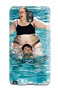 Fashion UsHnDuE2727ktBen Case Cover For Galaxy Note 3(guy Drowning)