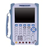 Hantek DSO1102B Handheld Digital Storage Oscilloscope 6000Counts DMM 200/100/60MHz 1GSa/s 2CH 5.6''TFT Color LCD Display