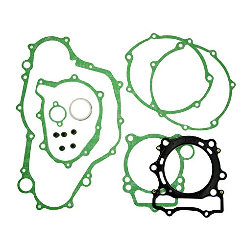 Motorcycle Engine Crankcase Covers Include Cylinder Gasket Kit Set For YAMAHA WR400F 2000 YZ426F 2000-2002 WR426F 2001-2002