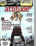 ATTITUDE MAGAZINE UK #300 SEPT 2018,NICOLA FORMICHETTI,FREE ATTITUDE 300 SUPPLEM