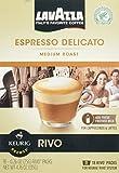 Best Lavazza Espresso Cups - Lavazza Espresso Delicato Medium Roast for Keurig Rivo Review