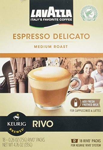 Lavazza Espresso Delicato Medium 18 0 26