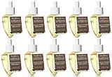 Lot of 10 Bath & Body Works Black Pepper Bergamot Wallflowers Home Fragrance Refill Bulbs
