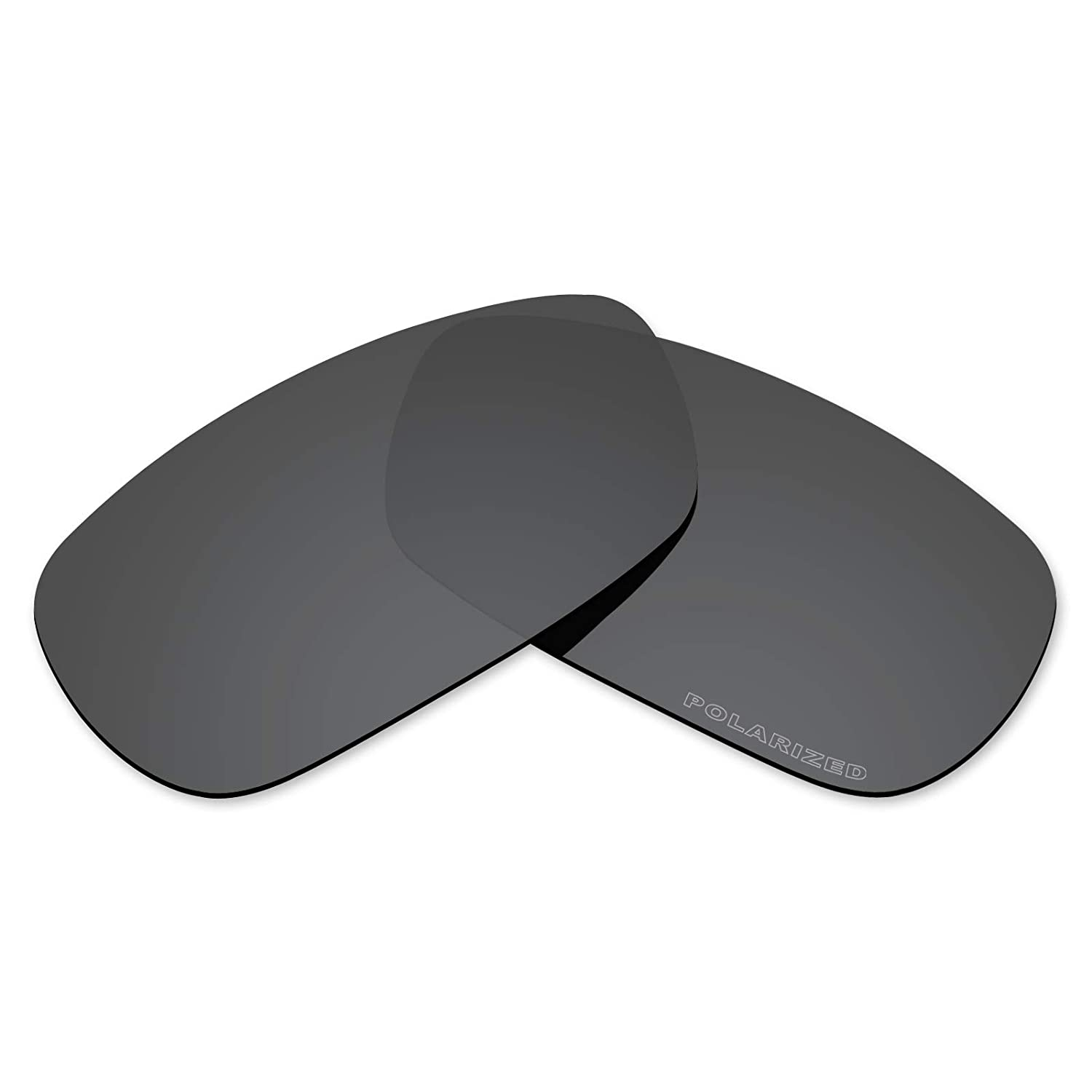 39b316eeef00e Amazon.com  Tintart Performance Lenses Compatible with Oakley Crosshair 2.0  Polarized Etched-Carbon Black  Clothing