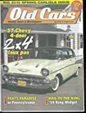 img - for Old Cars Weekly News & Marketplace. Vol. 39 No. 15. April 15, 2010 (Big 2010 Spring Carlisle Issue. 57 Chevy 4 door; 2 x 4 faux pas; Parts Paradise; Hail to the King '59 King Midget, 39) book / textbook / text book