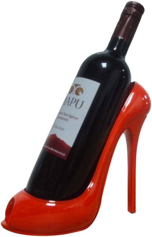 Fishyu - Botellero Alto con Taco para Vino, botellero para Zapatos ...