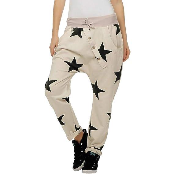 Sylar Pantalones Para Mujer De Invierno Moda Estampado De ...