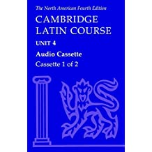 North American Cambridge Latin Course Unit 4 Audio Cassette