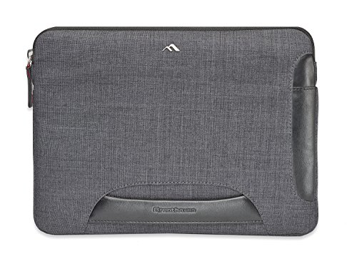 (Brenthaven Collins Secure Grip Sleeve for Microsoft Surface 3 - Graphite)
