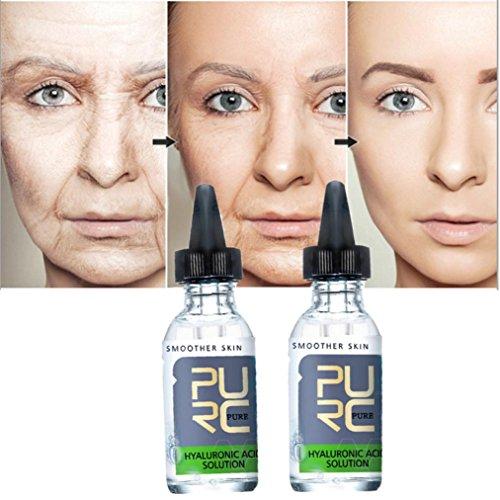 Alonea Anti Wrinkle Serum, Face Lift Vitamin Serum Hyaluronic Liquid Moisturizing Anti Wrinkle (Clear ❤️)