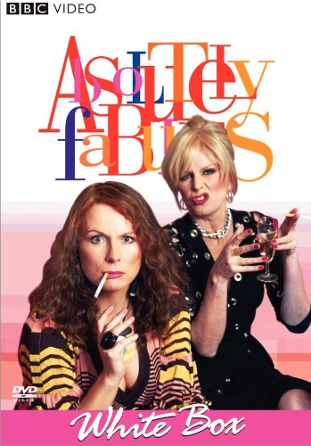 Absolutely Fabulous - White Box -